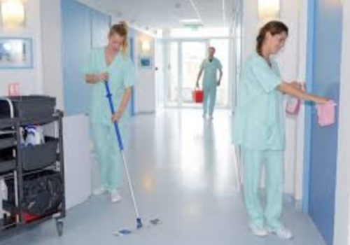 Somers Property disinfection & Sanitation