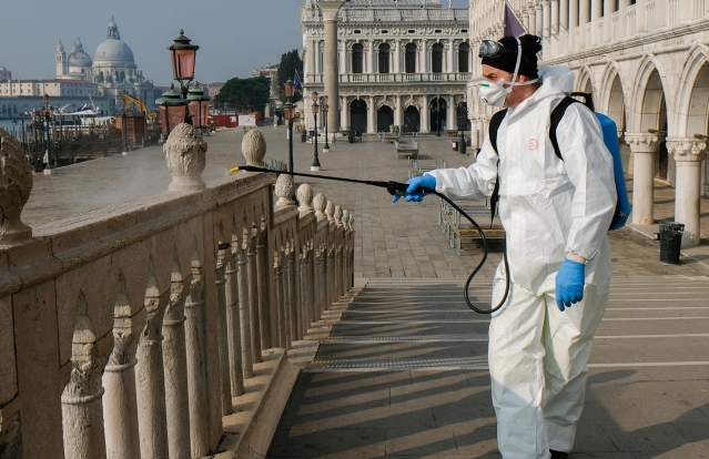 Hiring Coronavirus Disinfecting Experts Is Your Chance To Ensure Your Health