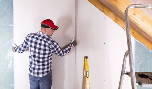 Drywall Repair Contractor